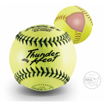 "Thunder Heat 12"" NSA Softball"