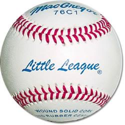 MacGregor #76-1 Little League Baseballs