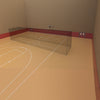 Quick Set-Up Indoor Batting Cage