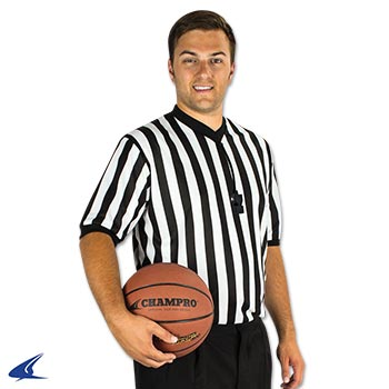 Basketball Officials' Dri-Gear® Jersey (BBJR1)