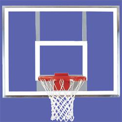 Bison Unbreakable Polycarbonate Backboard