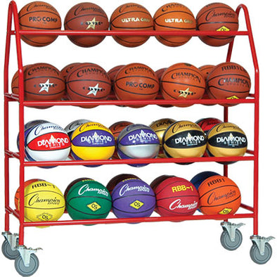 DELUXE PRO BALL CART (BRCPRO)