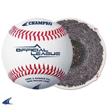 OFFICIAL LEAGUE - CUSHION CORK CORE - FULL GRAIN LEATHER COVER