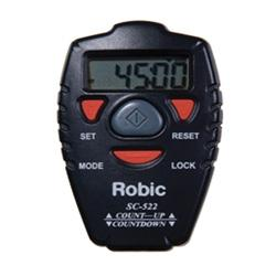 Robic Dual Count-Up and Countdown Timer