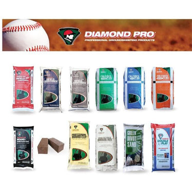 Diamond Pro Field Clay