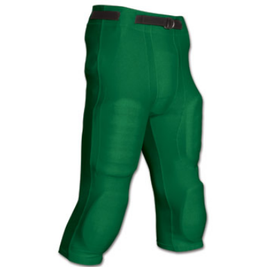 GOAL LINE POLY SPANDEX FOOTBALL GAME PANT