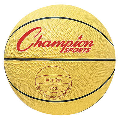 2.25 LB INTERMEDIATE SIZE WEIGHTED BASKETBALL (HT6)