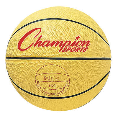 4 LB WEIGHTED BASKETBALL TRAINER (HT74)