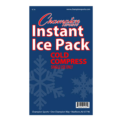 Champion Instant Ice Pack - Case of 16
