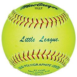 "MacGregor 11"" Softball"