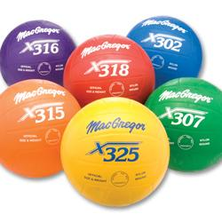 Multicolor Volleyballs Prism Pack