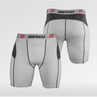 Marucci Youth Padded Slider Shorts