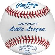 Rawlings Senior League Baseballs - Competition Grade (1 Dozen)