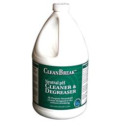 CleanBreak Neutral pH Cleaner and Degreaser