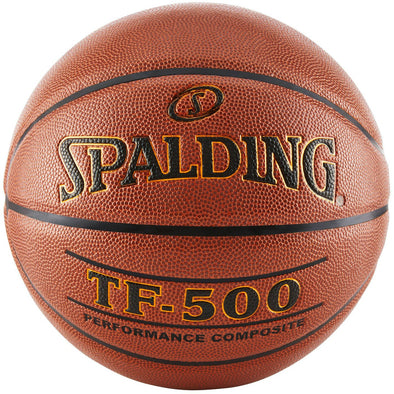 SPALDING TF-500 INDOOR GAME BASKETBALL