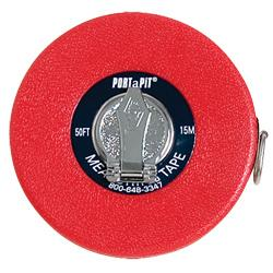 Fiberglass Measuring Tape-50'