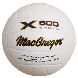 MacGregor X600 Official-Size Indoor Volleyball