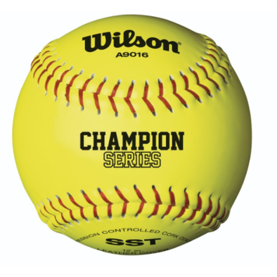 "NFHS CORK SOFTBALLS 12"" (12)"