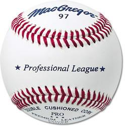 MacGregor #97 Professional League Baseballs
