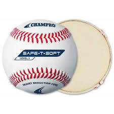Champro T-Soft Baseball Level 1 (1 dozen)