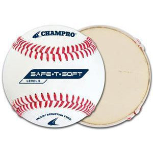 Champro T-Soft Baseball Level 5 (1 dozen)