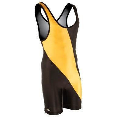 Chest Sweep Wrestling Singlet