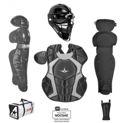 "All-Star Catcher's Gear - Player's Series Ages 12-16, 15.5"" // Meets NOCSAE"