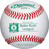 Diamond Babe Ruth League Official (1 Dozen)
