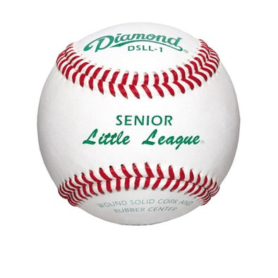 Senior Little League Baseballs (One Dozen)