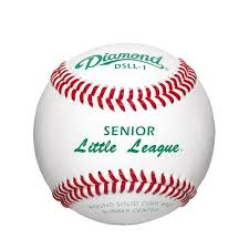 Diamond Senior Little League Baseballs (DSLL-1) (1 Dozen)
