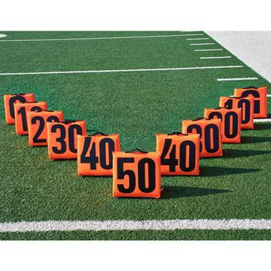 Solid Sideline Markers with Handle