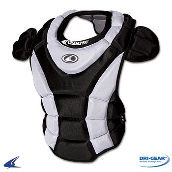 "GIRL'S CHEST PROTECTOR - 15"" LENGTH"