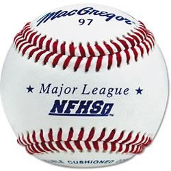 MacGregor #97 Major League Baseballs (12-Pack)