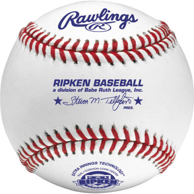 Cal Ripken Official Baseballs - Tournament Grade (1 Dozen)