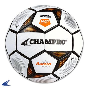 "AURORA THERMAL BONDED SOCCER BALL ""1800"""