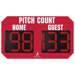 BSN 3 Digit Bsb Pitch Count Stand Alone