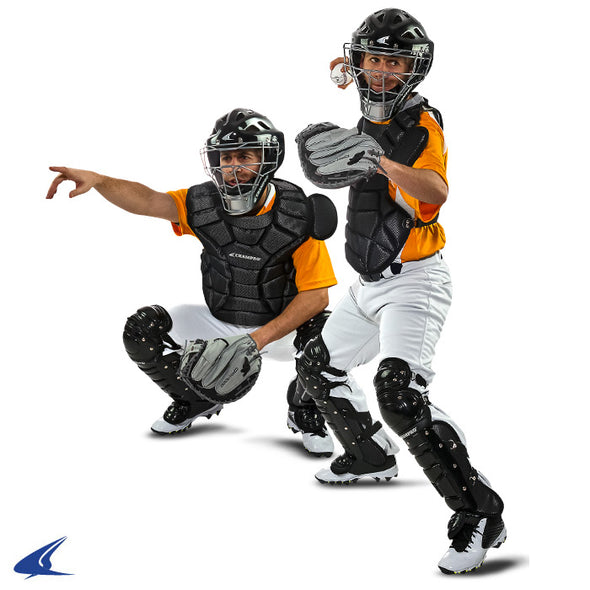 SENIOR LEAGUE CATCHER'S SET