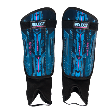 High Safe Style Shinguards