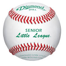 Diamond Senior Little League Baseballs (1 Dozen)