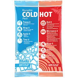 "Mueller COLD/HOT REUSABLE 4.75"" X 6"" (12 PKS/CS)"