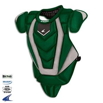 "PRO-PLUS SENIOR LEAGUE CHEST PROTECTOR 16.5"" LENGTH"