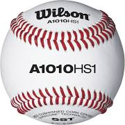 Wilson High School Baseballs (1 Dozen)