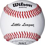 Wilson SST Little League Baseballs (1 Dozen)