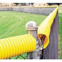 Poly-Cap Fence Guard-Yellow (250' Roll)