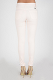 KanCan Faint Pink Distressed Jeans