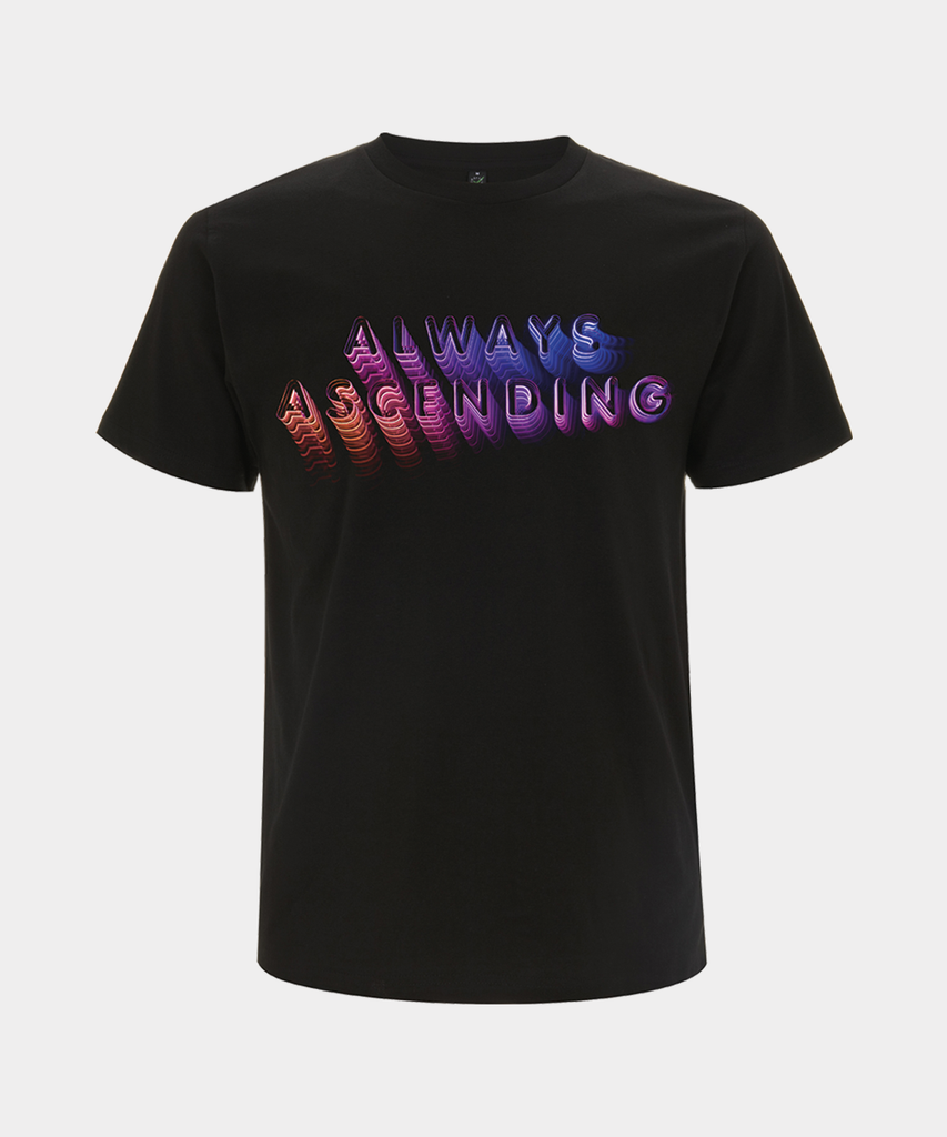 Always Ascending 2018 Men's Tour T-Shirt