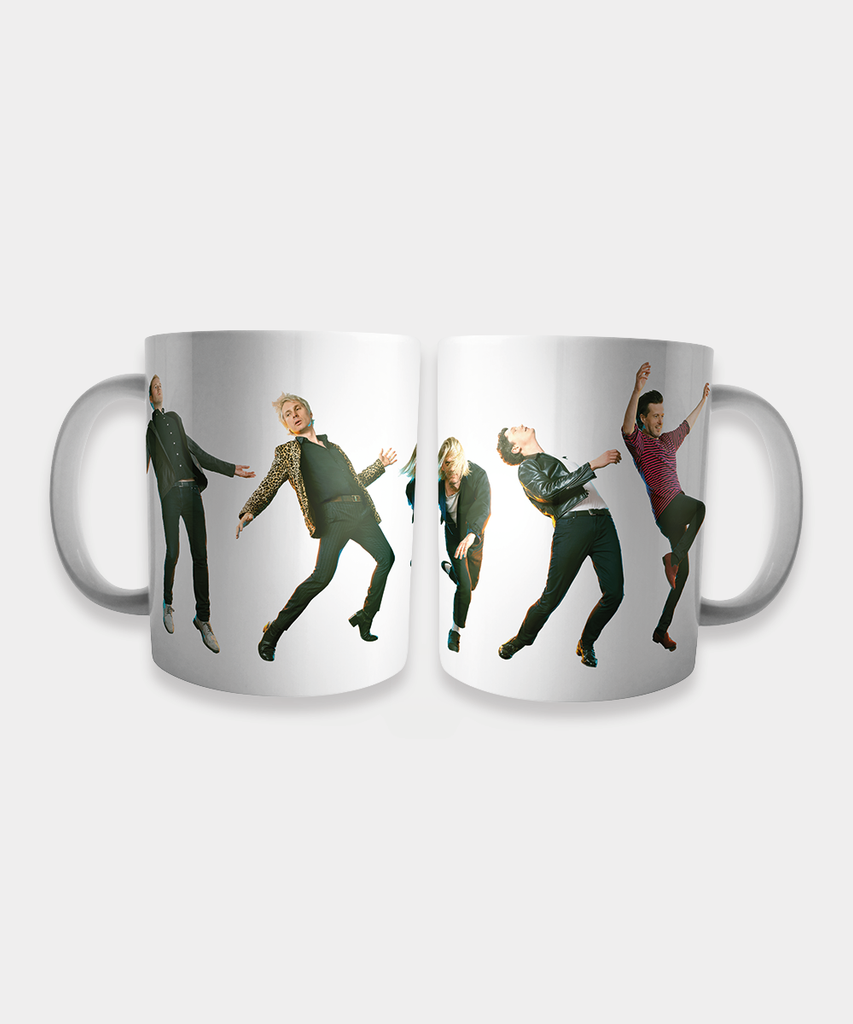 Always Ascending Mug