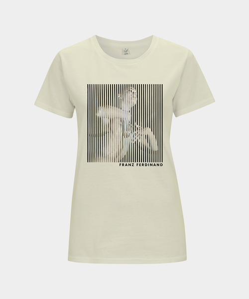 Nude Lotus Ladies T-Shirt
