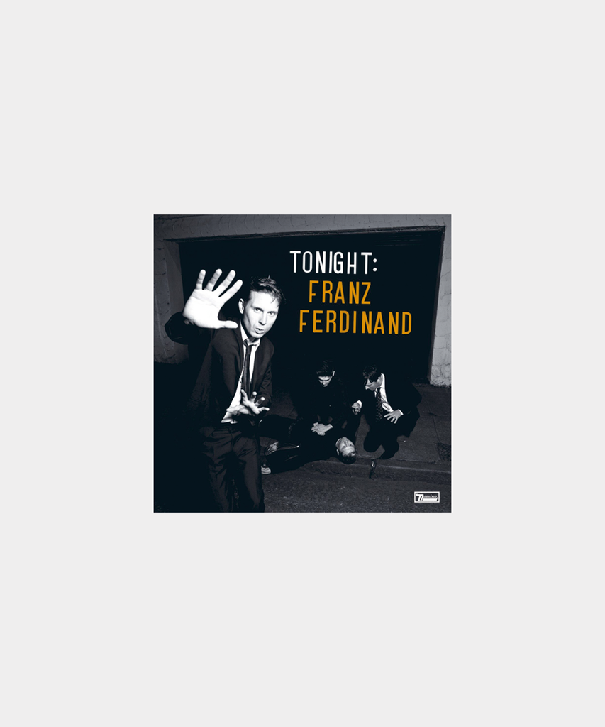 Tonight: Franz Ferdinand CD