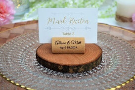 Place card holders